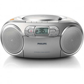 RADIO CD PHILIPS CD ESTEREO AZ127-12