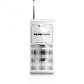 RADIO AM-FM PHILIPS AE1500 BLANCO