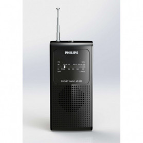 RADIO AM-FM PHILIPS AE1500 C- NEGRO
