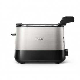 TOSTADORA PHILIPS VIVA METALICO 2 SLOT HD2639