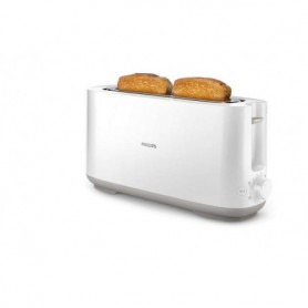TOSTADORA PHILIPS DAILY 1 SLOT HD2590 1030W BLANCO