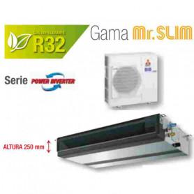 MITSUBISHI DE 4.300 FRIG. MPEZ-50VJA CLASE A++ CON R32