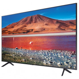 "TV LED SAMSUNG UE50TU7105KXXC 50"" INCH 125 CMS CRYSTAL UHD 4K SMART TV WIFI HDR10+ 2000PQI 2HDMI 1USB TDT2"