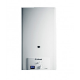 CALENTADOR VAILLANT TURBOMAGPRO125 GAS BUTANO ESTANCO